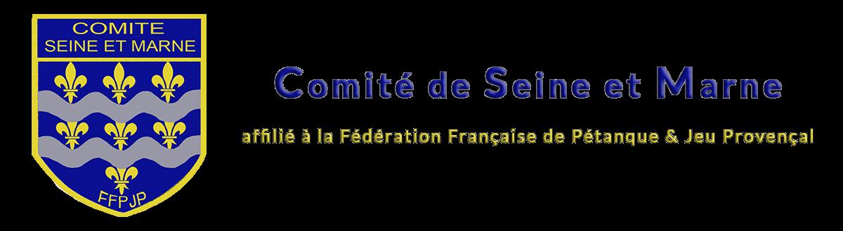 Comité de Seine et Marne de Pétanque